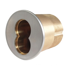 Solid Brass Mortise Housing for SFIC Cylinder